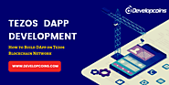 Tezos Dapp Development Company | Hire Tezos Dapp Developer - Developcoins