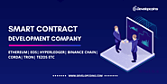 Smart Contract Development Services Company