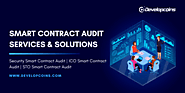 Smart Contract Audit Services Company | Developcoins