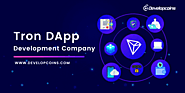 Tron Dapp Development Company | Build Your Own Tron Blockchain Based Decentralized Application