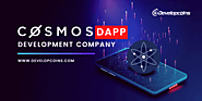Cosmos DApp Development Company | Cosmos Dapp Development Services - Developcoins