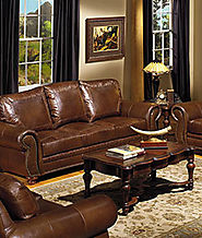Buy Leather Home Furnishing Products