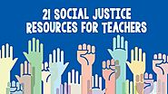 Here Are 21 Free Resources for Teaching Social Justice in the Classroom