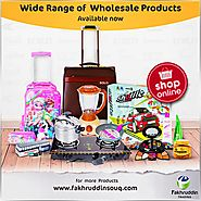 Factors to keep in mind when shopping from the wholesalers!!