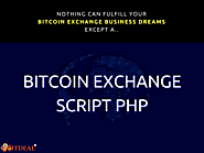 White Label Bitcoin Exchange Script PHP