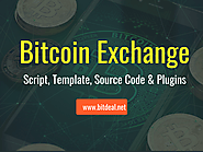 Bitcoin Exchange Source Code, Script | Bitcoin Exchange Website Template
