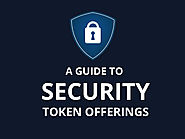 What are Security Token Offerings ? : A Complete Guide To STO