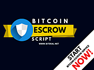 Bitdeal Escrow Script To Start Bitcoin Escrow Service as a Business