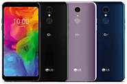 LG Q7, Q7 Plus, and Q7 Alpha with infinity display and Android Oreo launched