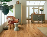 What types of flooring give the best ROI if you're selling your home?