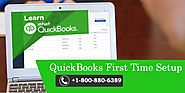 QuickBooks First Time Setup – Step By Step Guide to Install QuickBooks