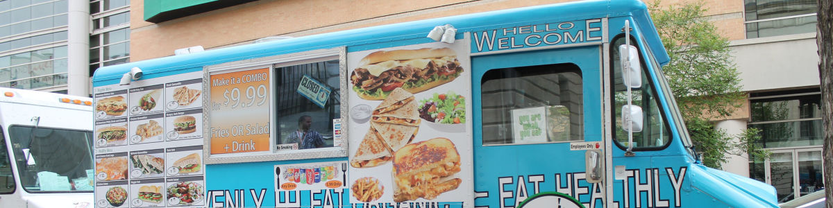 Headline for The Top 5 Food Trucks in Brisbane – chase down these trucks to sample Brisbane's best street food