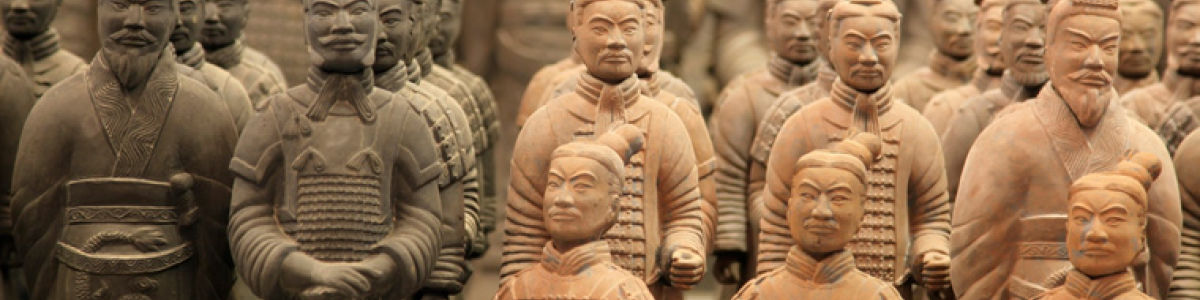 Headline for Top 5 Incredible Things to Do in Xian – Delve into China's Ancient Past