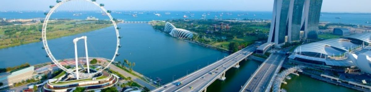 Headline for Top Five Reasons to Visit Singapore – a City-State of Many Diverse Attractions