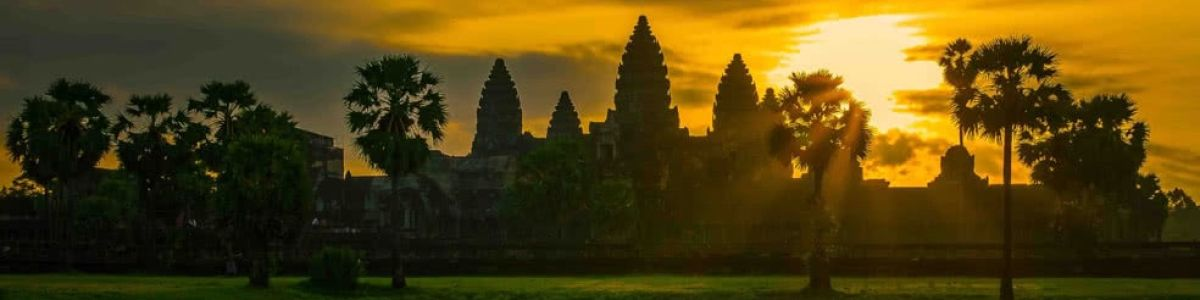 Headline for Angkor Temples – Ruins of the Khmer Empire