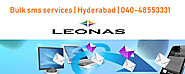 Bulk sms services in Hyderabad