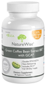 NatureWise Green Coffee Bean Extract 800 with GCA Natural Weight Loss Supplement, 60 Count