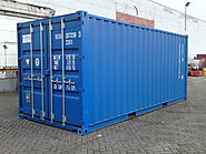 Top Amenities for Container Storage in Romsey