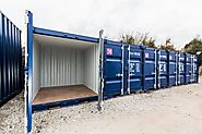 5 Types of Container Storage Units for Shipping Cargo