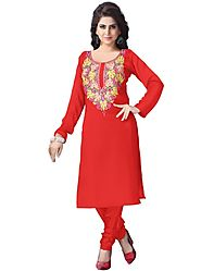 Buying Unstitched Salwar Suits: Choose The Material