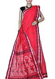 Buy Beautiful Bengal Cotton Saree Online - Clothing Classified Ads in Calcutta