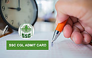 SSC CGL Admit Card 2018 Tier-1 Download, SSC CGL Exam Dates