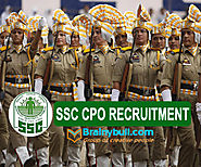 SSC CPO 2018 Notification, SSC CPO SI Online Form, Exam Date, Eligibility Criteria