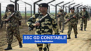 SSC GD Constable 2018 Recruitment Notification, Exam Dates