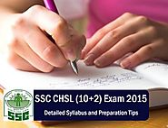 Preparation Tips for SSC CHSL Exam 2015 & Detailed Syllabus