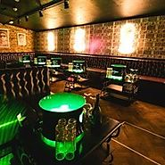 Most Desirable Nightclub Toy Room London