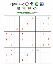 Make Your Own Sudoku, Solve Any Sudoku, Play Sudoku, Personalize Your Sudoku, Make Sudoku Gift