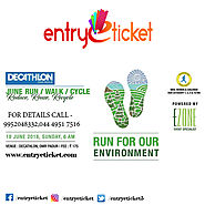 Decathlon Run Series - June for our Environment In Chennai | Online Entry by Entryeticket