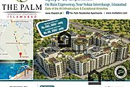 The Palm Luxury Apartments Islamabad | Pakistan Property Real Estate- Sell Buy and Rent Homes Houses Land Zameen Plot...
