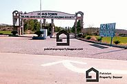 I.C.H.S plot for sale .....G-Block..... in 400 series | Pakistan Property Real Estate- Sell Buy and Rent Homes Houses...
