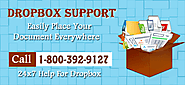Dropbox Support Number +1-866-606-9282 | Technical Help