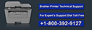 Brother Printer Support Number +1-800-362-6015 | Customer Help
