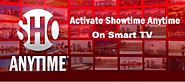 Activate Showtime Anytime On Roku for the Entertainment