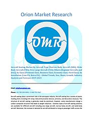 Aircraft Seating Market: Industry Growth, Market Size, Share and Forecast 2019-2025 by Orion Market Research - Issuu