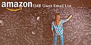 Amazon EMR User Email list | Email Appending Service | Amazon EMR User Database | B2B Email Append Service