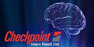 Check point users email list in USA