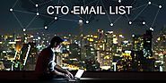 Chief Technical Officer Email Lists