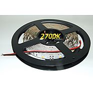 There is a large selection of LED lighting and strip lights which are divided into several types:
