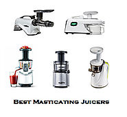 Best Masticating Juicers