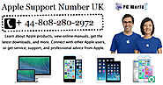 24*7 Apple Customer Service Number UK- 44-808-280-2972