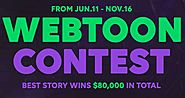 WEBTOON Discover Creator Contest (Best Story Wins $80,000)