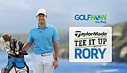 GolfNow Rory Sweepstakes: Win A Trip to Northern Ireland (Golfnow.com/Rory)