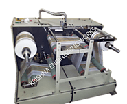 Table Top Doctoring Rewinding, Doctoring Rewinder Machine