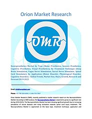 Neuroprosthetics Market Segmentation, Forecast, Market Analysis, Global Industry Size and Share to 2 by Orion Market ...