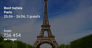 Hotels in Paris, France: Search and Find Best Price Hotel deals and discounts - Travelxpo.in