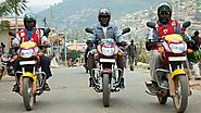 Electric Motorcycle Taxi Service e-Moto Set To Launch In Rwanda - WeeTracker